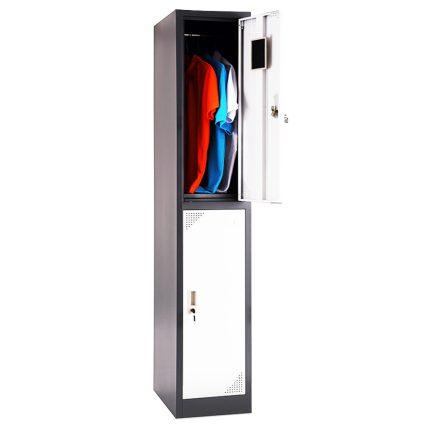 Artemisz® Rövid ajtós öltözőszekrénye 2-es kivitel
