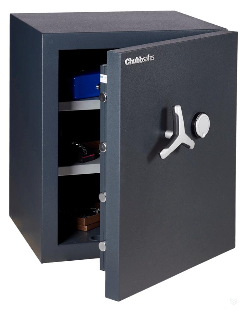 Chubbsafes® ProGuard III 110 KL Páncélszekrény - Kulcsos zárral