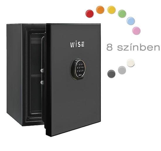 Diplomat® Wise S500 Exkluzív Dark Grey tűzálló széf